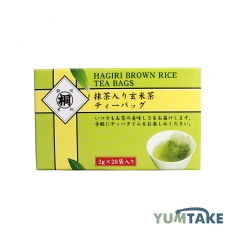Hagiri brown rice tea bag